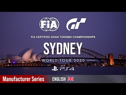 [English] World Tour 2020 - Sydney | Manufacturer Series