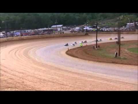 2012 PDKS - King of the Hill:  Flathead 360