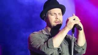 Gavin DeGraw - Where the Streets Have No Name & Everything Will Change (Live)