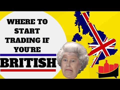 Stock Market (HELP) for Beginners UK - Trading For British People