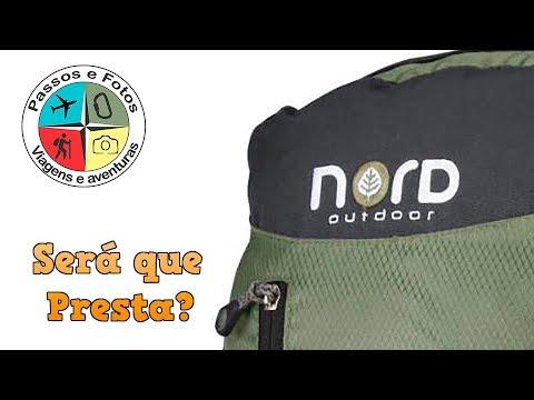 c08c35d78 Mochila Nord Outdoor da Centauro Presta? - YouTube