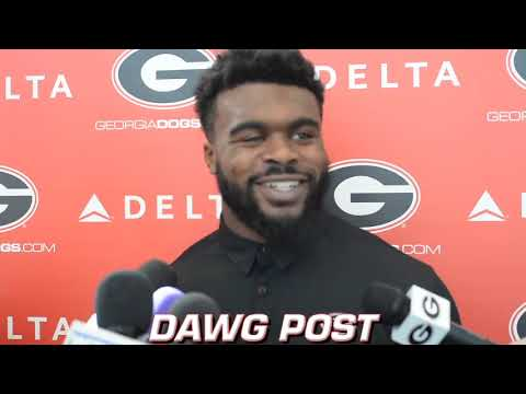UGA RB Elijah Holyfield: You Are Asking if We are Intimidated by Alabama?