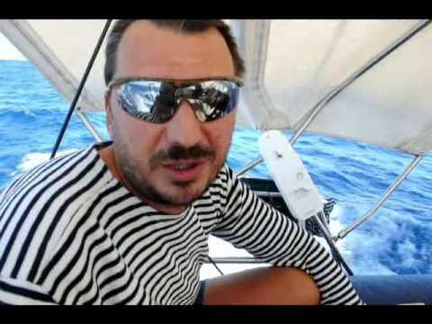 Atlantica  Это фильм о переходе через Атлантический океан от Антигуа до Азорских островов в мае 2012