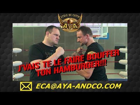 "IVAN LE TERRIBLE VS DJ HYDE : ""J'VAIS TE LE FAIRE BOUFFER TON HAMBURGER!!!"" | SMASHING PUMPKINS"