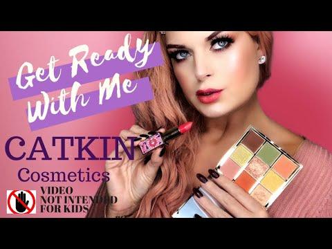 grwm-|-pretty-in-pink-feat.-catkin-cosmetics