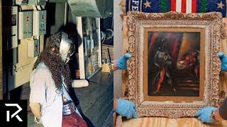 FBI Finally Solve The Gardner Museum Heist