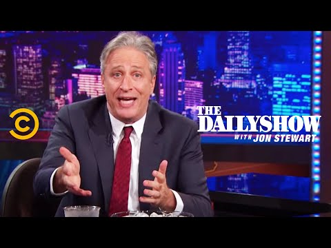 Thumbnail: The Daily Show - Burn Noticed