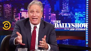 The Daily Show - Burn Noticed