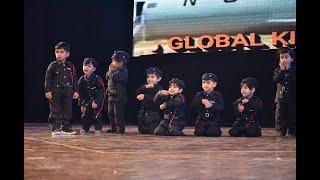 PERFORMANCE BY PLAY GROUP KIDS 2019 GLOBAL KIDS KINGDOM SCHOOL ANNUAL FUNCTION