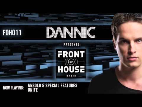 Dannic presents Front Of House Radio 011