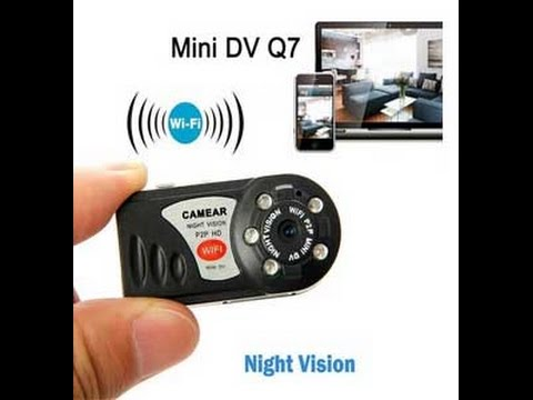 q7 mini ip camera + subtitles
