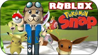 ROBLOX - in search of wild Pokemon!