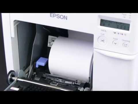 Epson Tm C3500 Full Colour Label Printer English Doovi