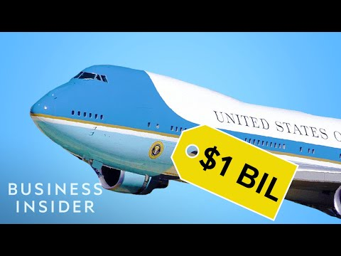 Everything We Know About The Private Planes Of World Leaders