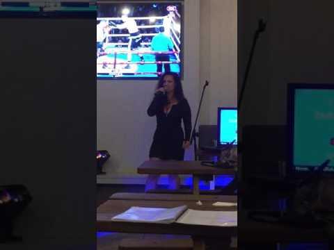 Secret love song part 2 - karaoke cover sienna mayfair