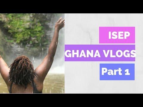 The University of Ghana : Ghana Vlog Part 1