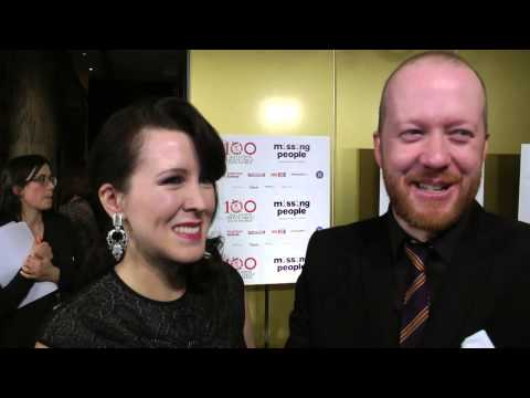 Alice Lowe and Steve Oram Interview - Critics Circle Awards 2013
