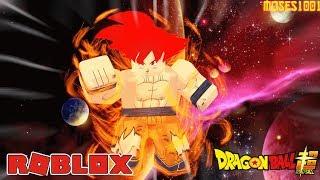 OTTENIMENTO DI UN SUPER SAIYAN DIO! MODO TROPPO OP!! | ROBLOX Dragon Ball z: Stand finale