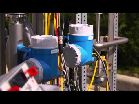 Process Instrument Calibration From Endress+Hauser