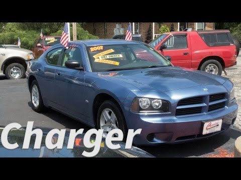 2007 Dodge Charger 3.5L | Full Tour & Start Up