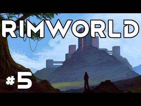RimWorld Alpha 16 - Ep  5 - Animal Training! - Let's Play RimWorld