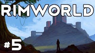 RimWorld Alpha 16 - Ep. 5 - Animal Training! - Let's Play RimWorld Alpha 16 Gameplay