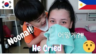 """Ignoring My Korean Filipino Brother 