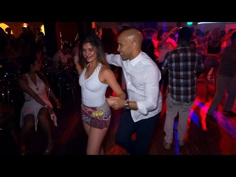 Troy Anthony at Klub Mangosta (Santiago, Chile) -  Salsa
