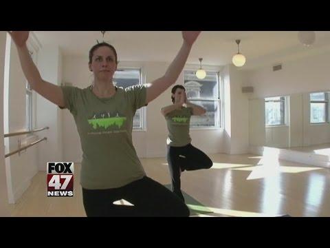 Yoga may decrease back pain