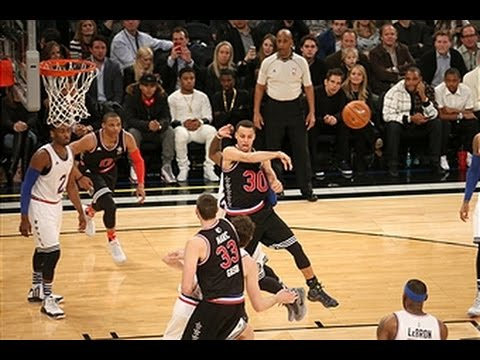 NBA All-Star Game Top 10 Plays: February 15th