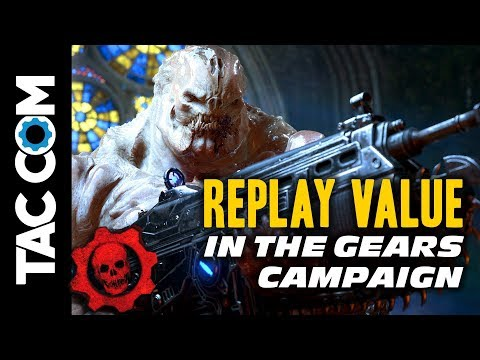 Gears 4 Achievements & Campaign Replay Value