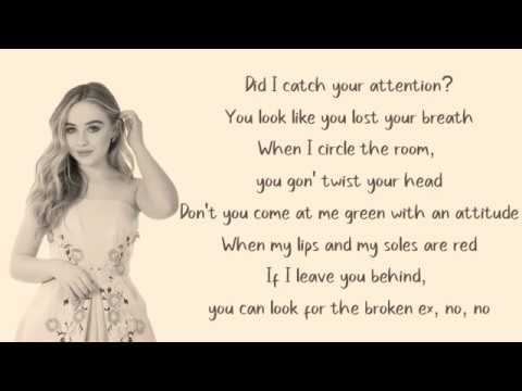 sabrina-carpenter---looking-at-me-lyrics