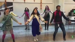 Infinera Bollywood Dance Party