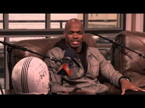Adrian Peterson on the Dan Patrick Show (Full Interview) 1/31/14