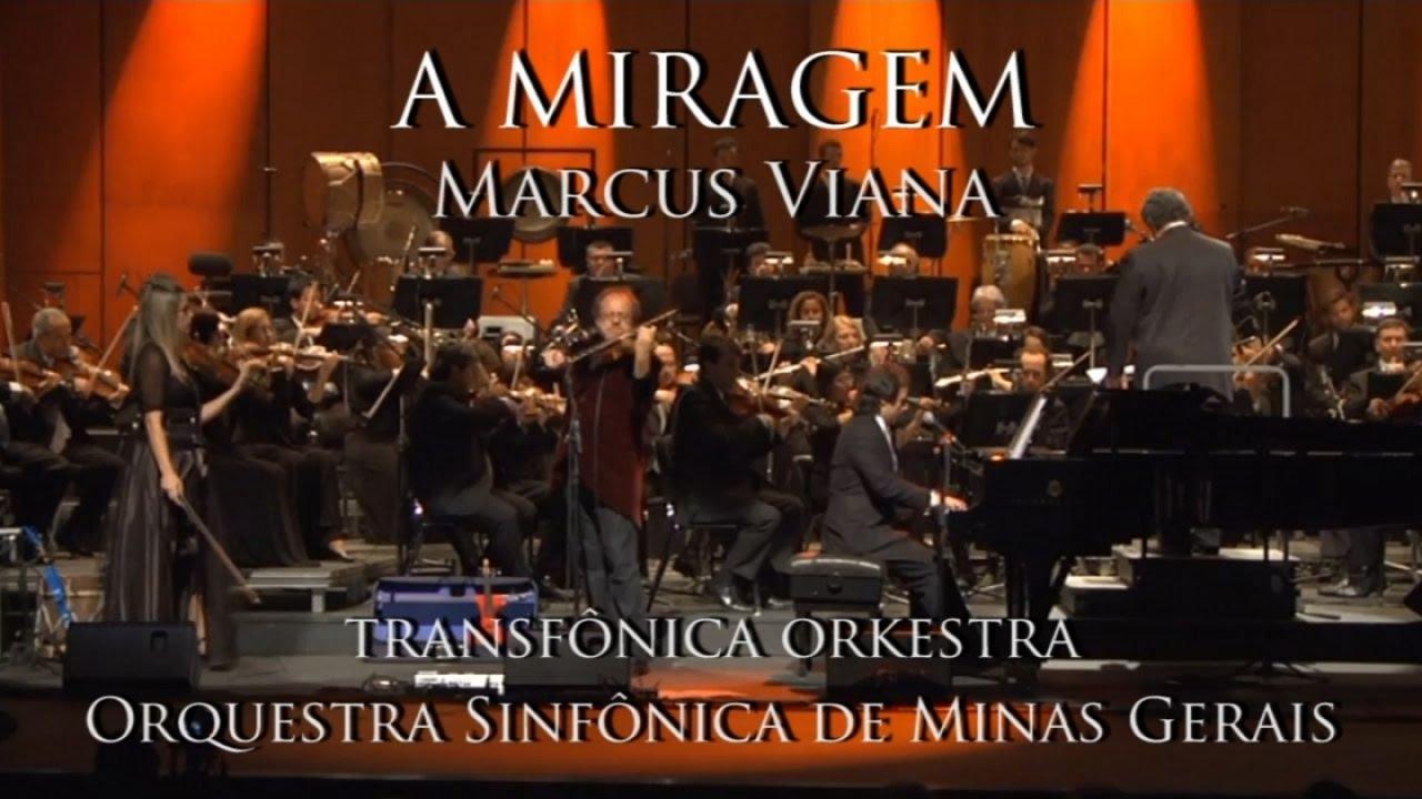 musica marcus viana a miragem