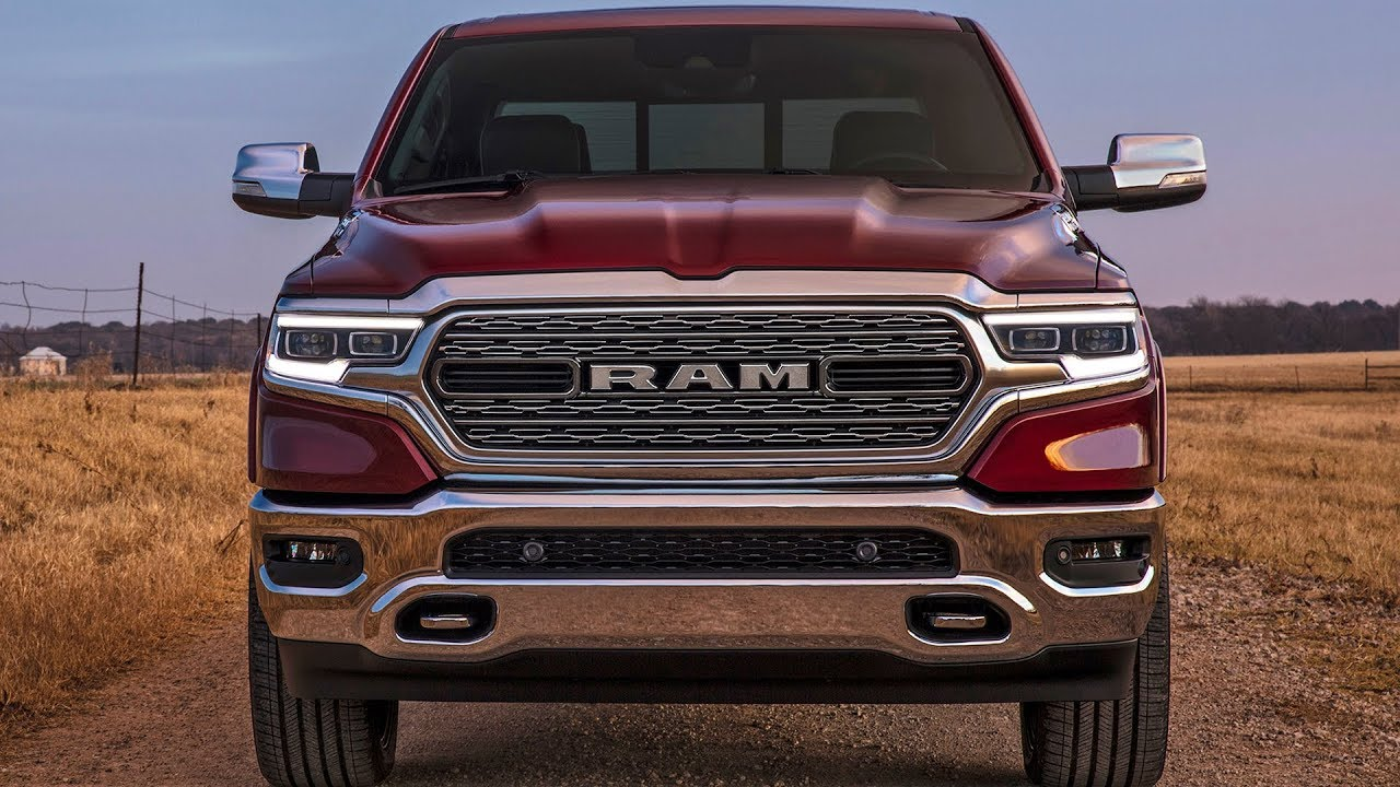 2019 Ram 1500 Ready To Fight Ford F 150