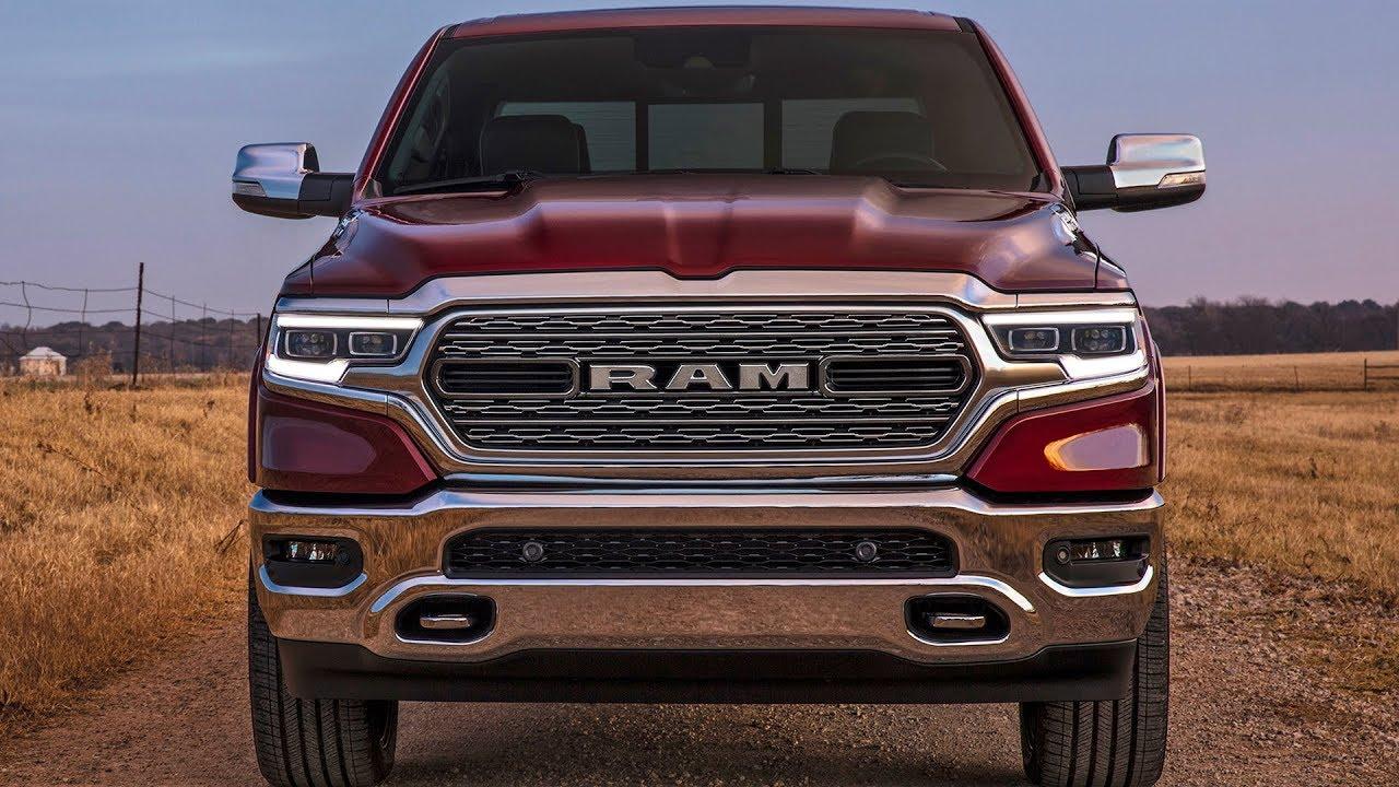 2019 Ram 1500 – Ready to fight Ford F-150 - Dauer: 19 Minuten