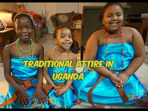 Traditional Attire in Uganda