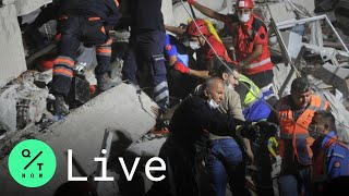 LIVE: 19 Killed, 700 Injured After Powerful Earthquake Strikes Turkey, Greece