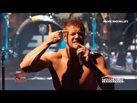 Imagine Dragons Live Summerfest 2018