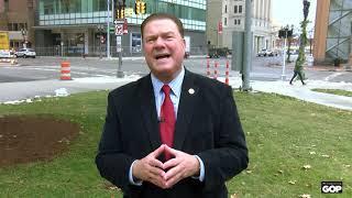 Senator Lucido responds to the governor's budget cuts