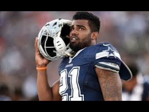Ezekiel Elliott Suspended 6 games by NFL| My Thoughts!|