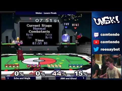 UMSK! - Melee Doubles Top 4 - Omaha, NE