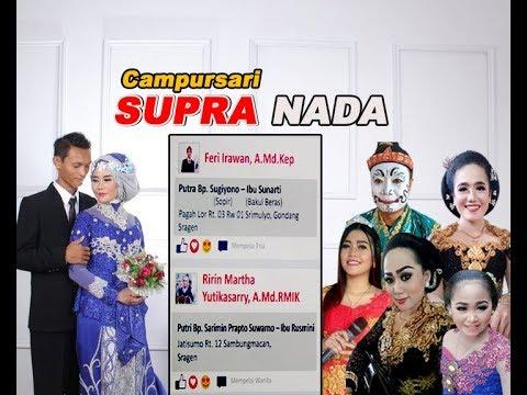 LIVE CS. SUPRA NADA //PAGAH LOR// SRIMULYO//GONDANG// SRAGEN