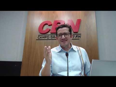 Entrevista CBN Campo Grande: Ricardo Sena