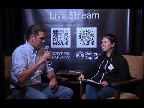 Philipp Pieper, Interview @ Berkeley Blockchain Career Fair, April 18 2018