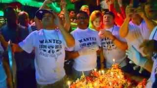 Mi Cuerpo pide Salsa Moscow - Cumpleaños Pancho Villa 2015