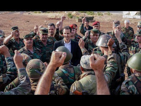 سوريا: بشار الأسد يزور إدلب لأول مرة منذ اندلاع النزاع المسلح في 2011  - نشر قبل 4 ساعة