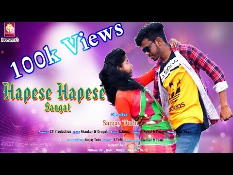 New Santhali Modern And Traditional HD Video 2019 | Hapese Hapese Sangat