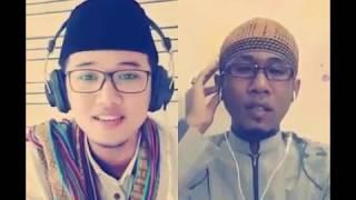 Video Smule Hasbi Santri Merdu Tampan duet Qomarun قمر سيدناالنبي download MP3, 3GP, MP4, WEBM, AVI, FLV September 2018